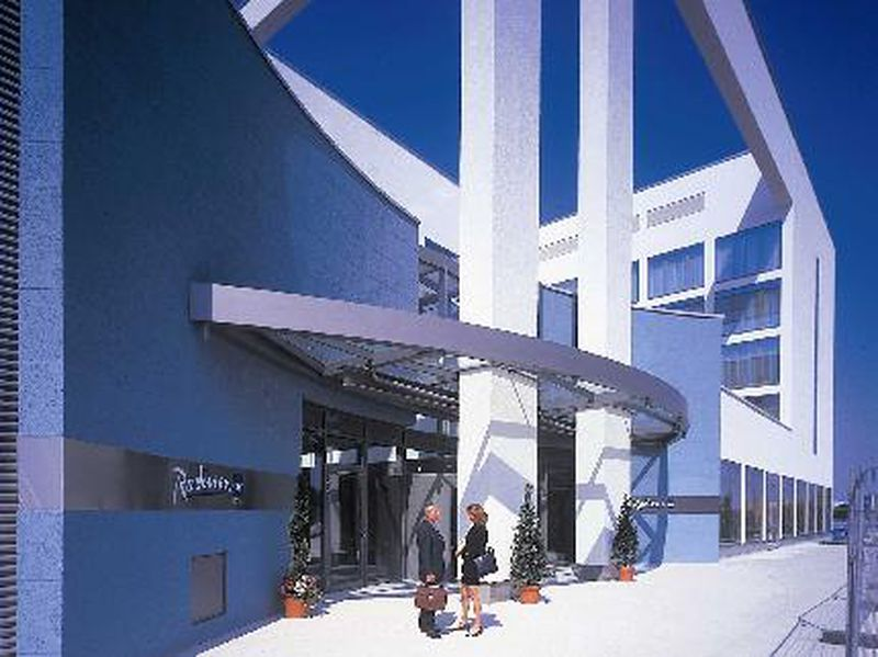 Hotel Radisson Blu Hannover