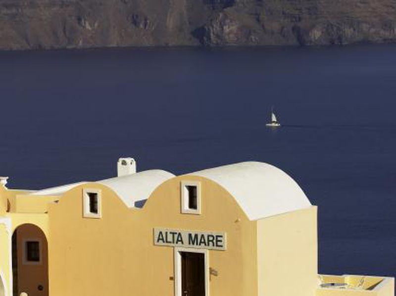Hotel Alta Mare Santorini