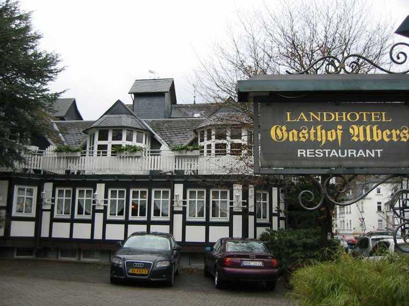 Hotel Landhotel Gasthof Albers