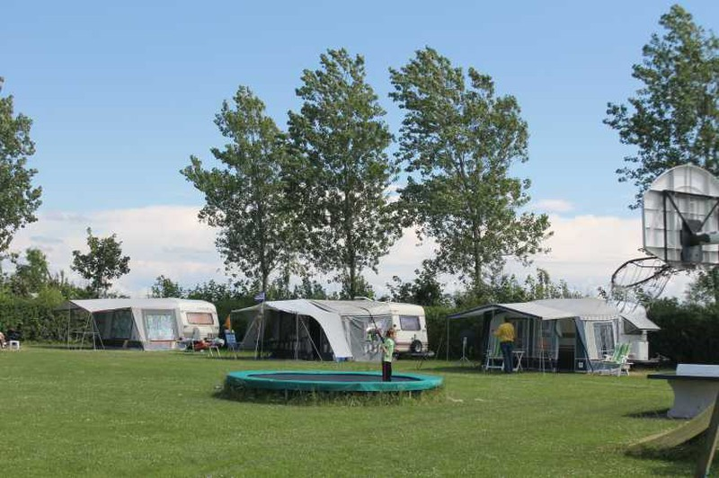 Beste campings in Nederland aan zee: Minicamping Victoria