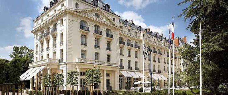 Hotel Trianon Palace