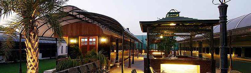 Hotel The Tivoli Garden Resort
