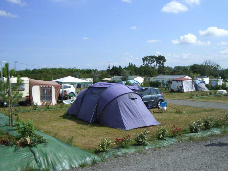 Camping Domaine de Bellevue