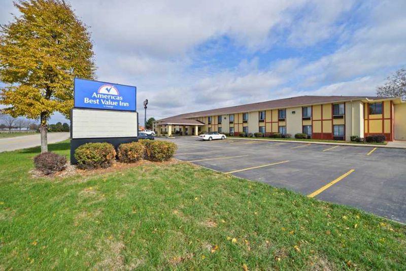 Hotel Americas Best Value Inn Morton Peoria Area