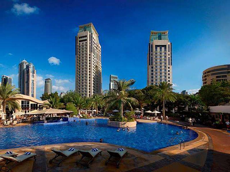Hotel Habtoor Grand & Spa