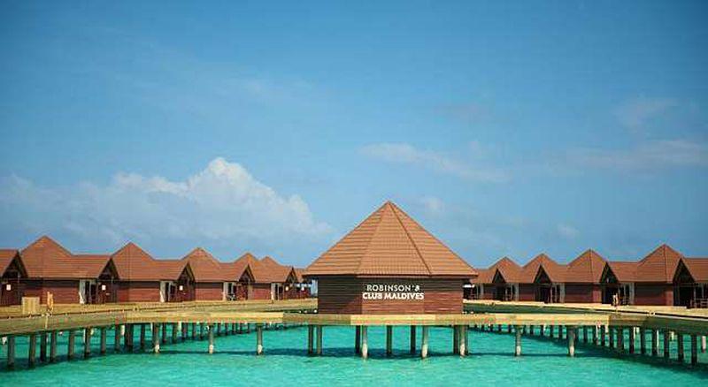Hotel Robinson Club Malediven