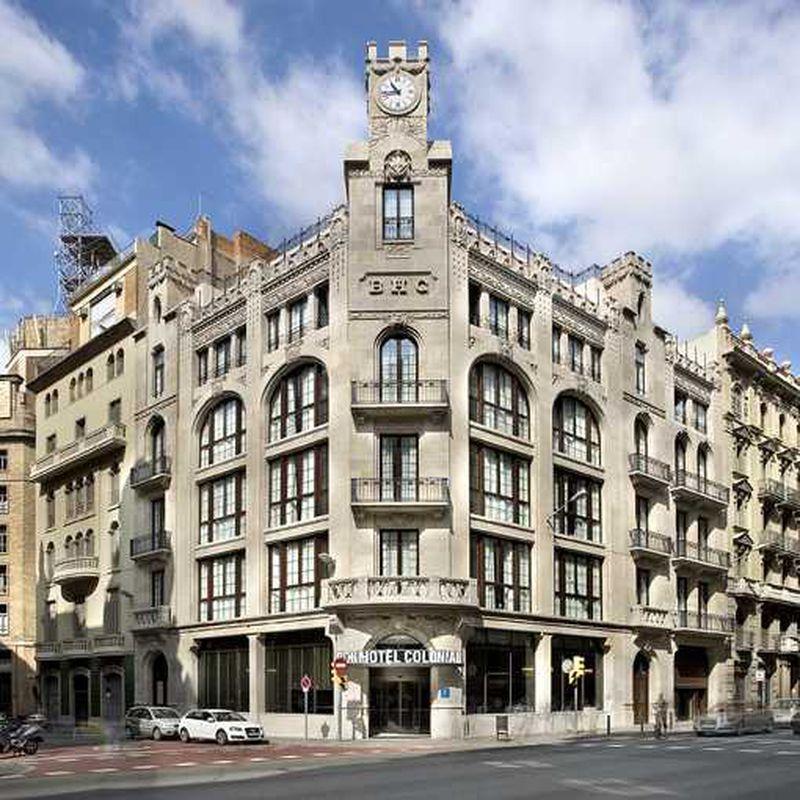 Hotel Barcelona Colonial