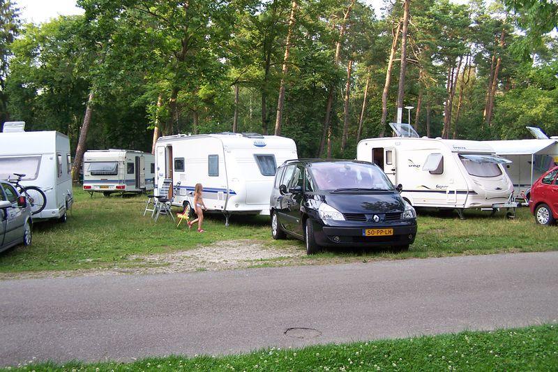 Camping AZUR Waldcamping Auwaldsee