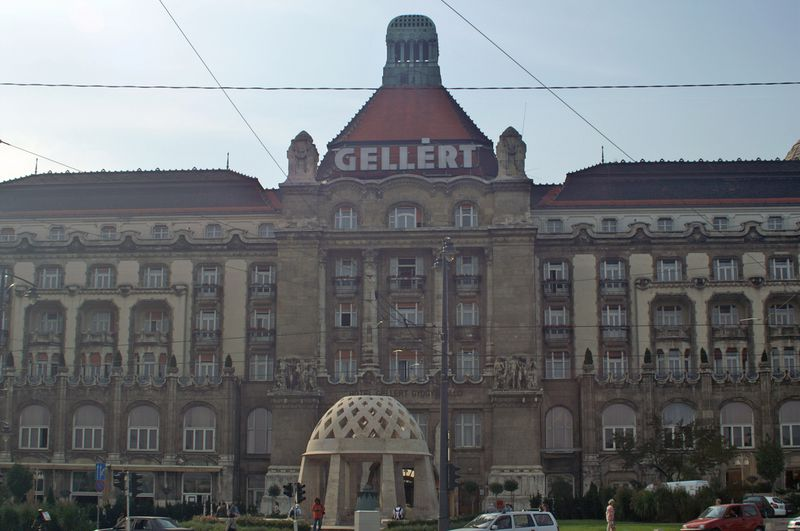 Hotel Danubius Hotel Gellért