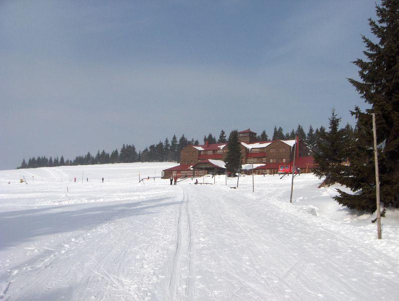 Hotel Koulinska Bouda