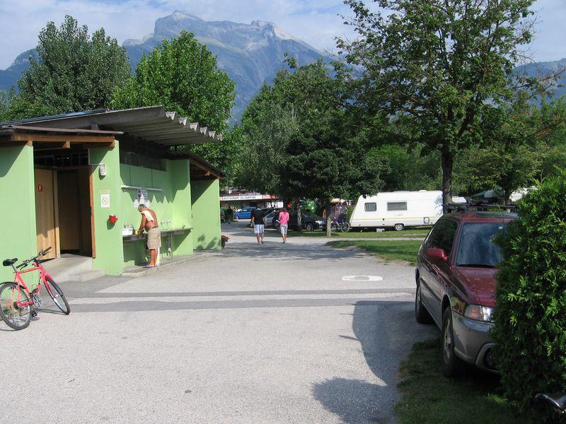 Camping du Botza