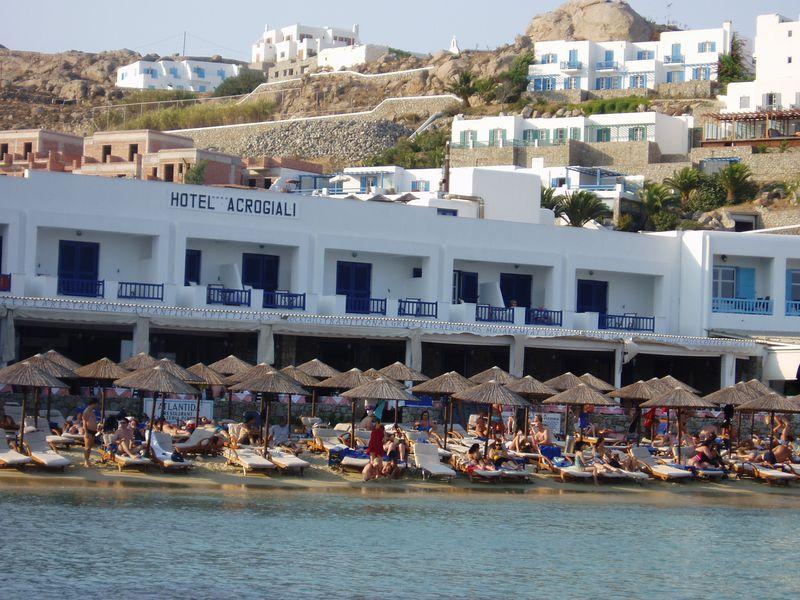 Hotel Acrogiali