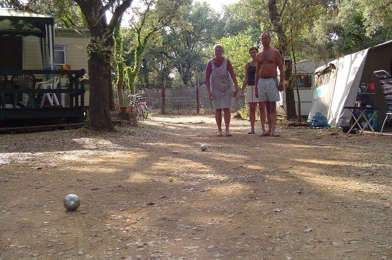 Camping Le Boisseron