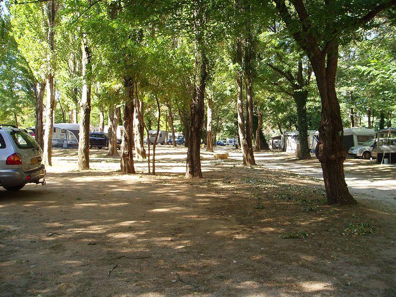 Camping Les Genêts d'Or