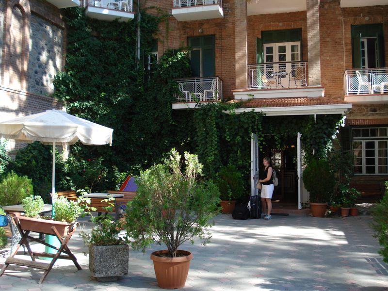 Hotel New Helvetia
