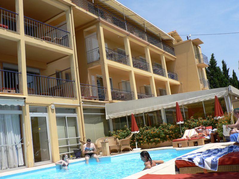 Hotel Best Western Montfleuri