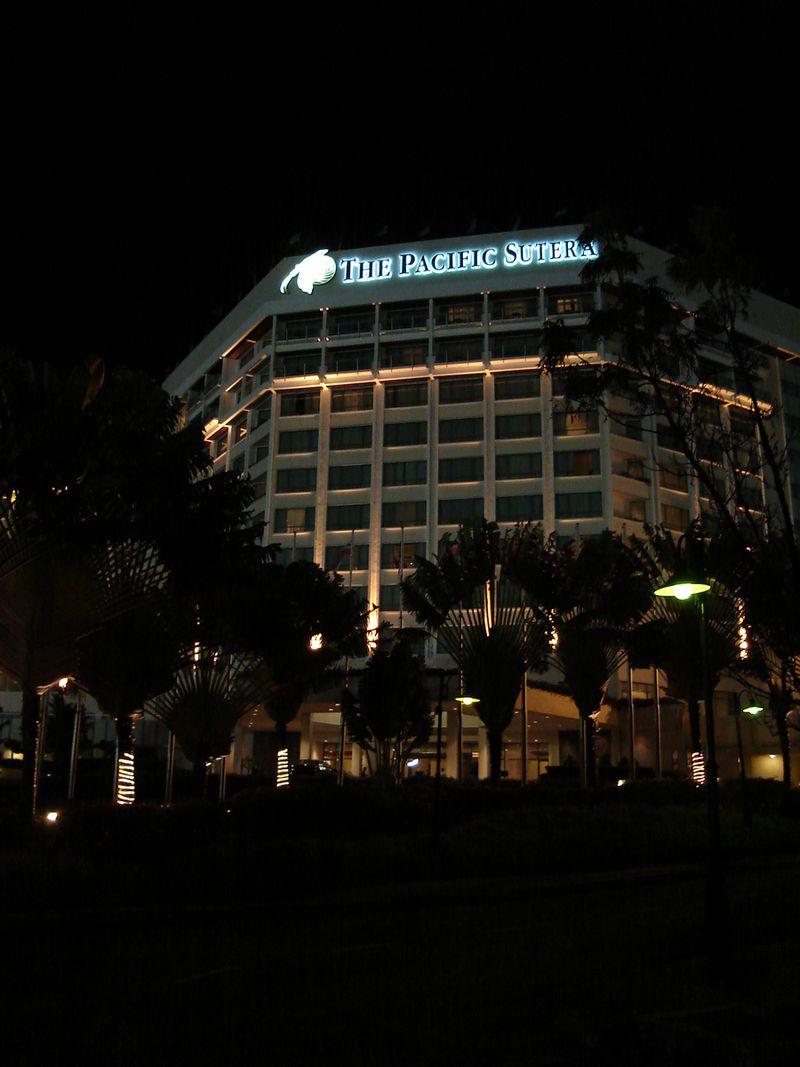 Hotel Pacific Sutera