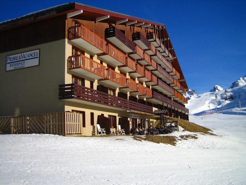 Appartement P&V Residence Le Mont Soleil