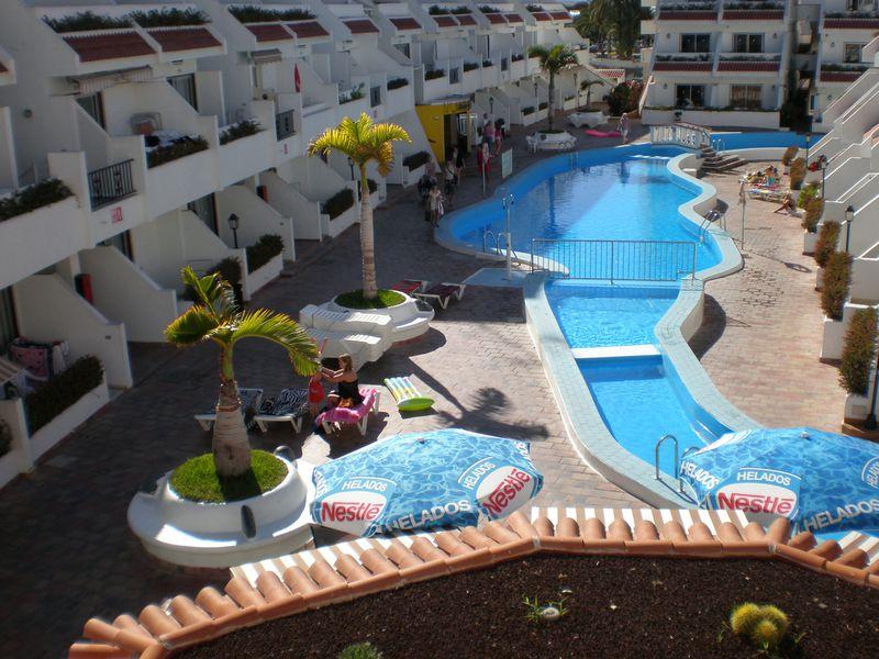 Appartement Las Floritas