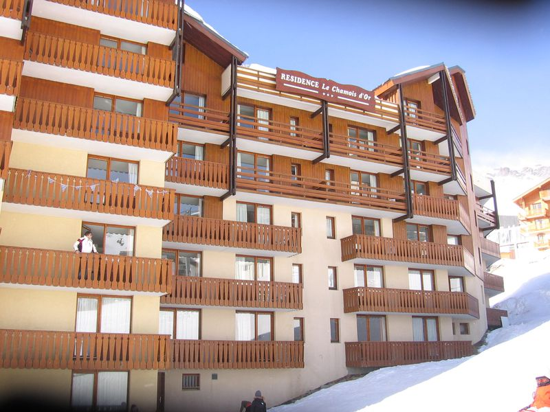 Appartement Le Chamois d'Or
