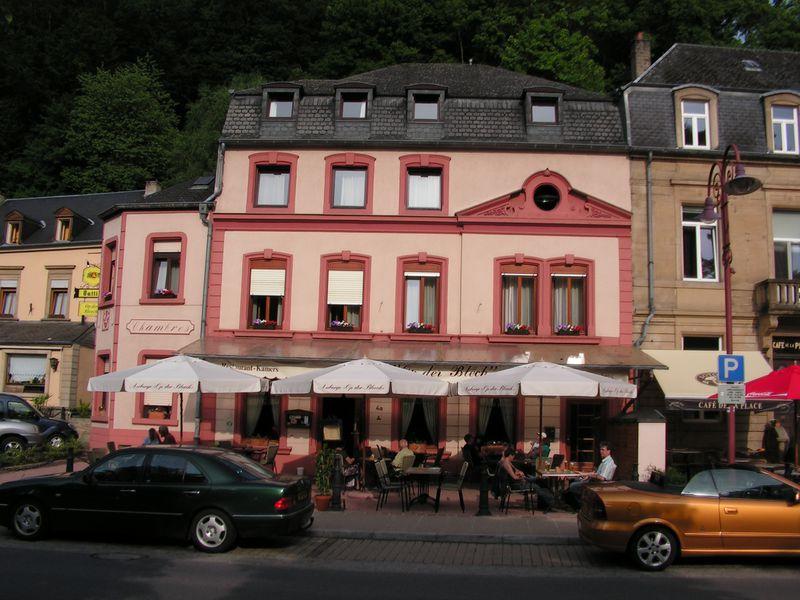 Hotel Auberge Op der Bleech