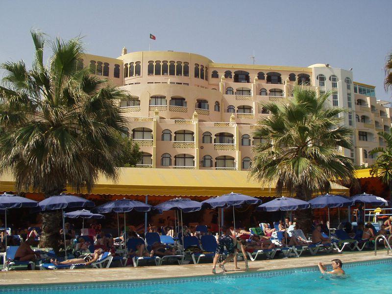 Aparthotel Monica Isabel Beach Club