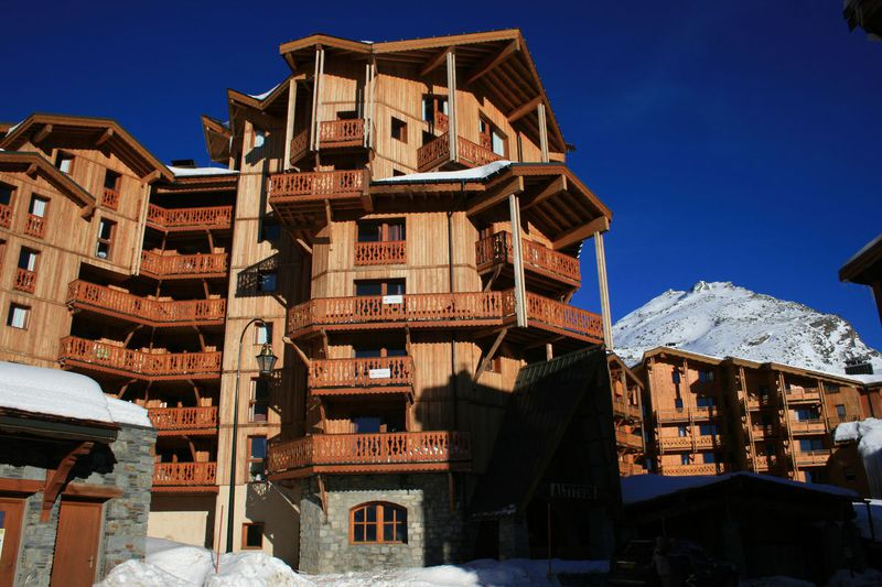 Appartement Chalet Altitude