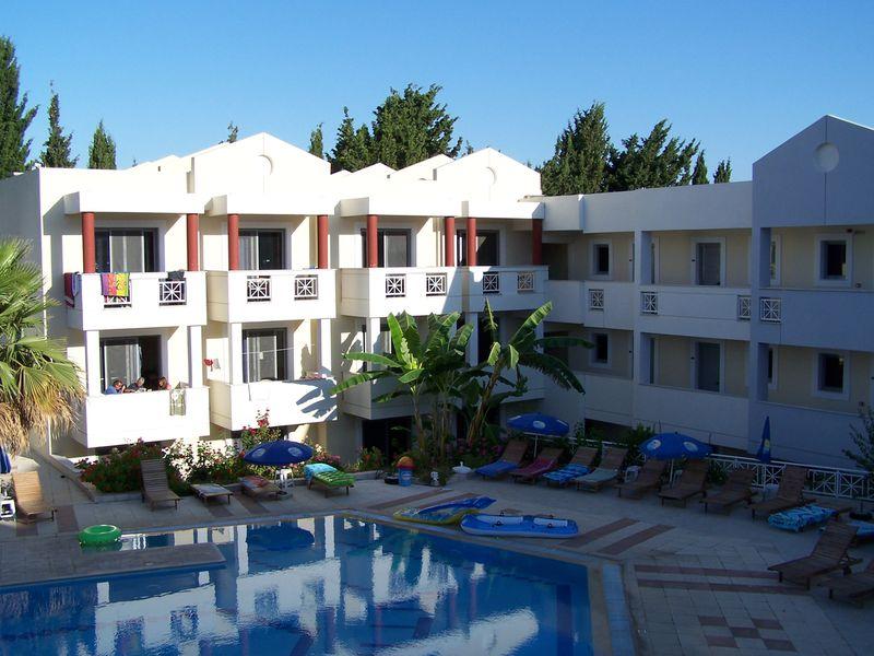 Appartement Olga Paradise