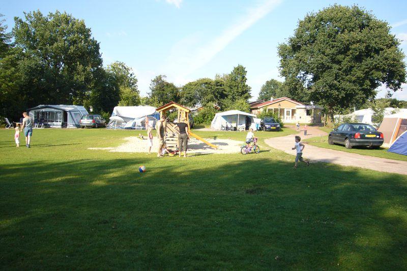 Camping Sprookjescamping De Vechtstreek In Hardenberg Nederland