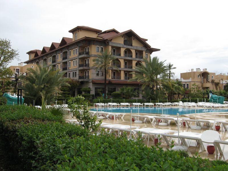 Hotel Barbaross Pashas Beach