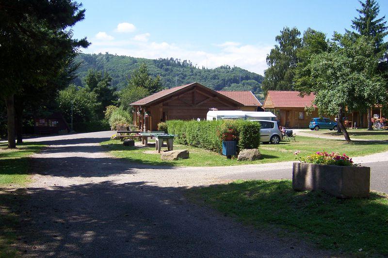 Camping Le Haut Koenigsbourg