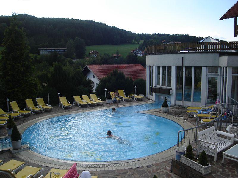 Hotel Burg Am Hohen Bogen
