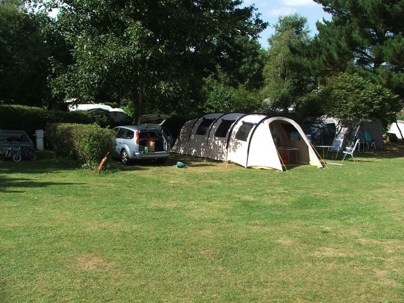 Camping Les Madières