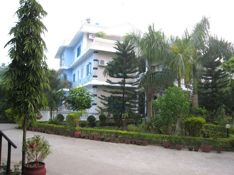 Hotel Parkside (in Sauraha)