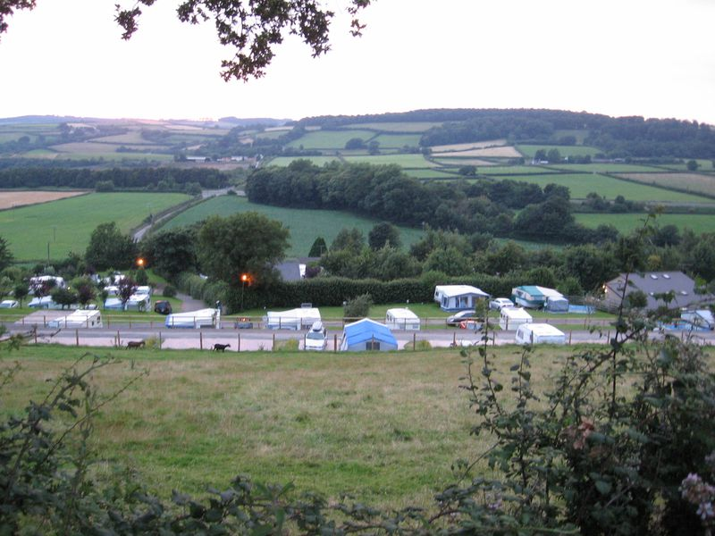 Camping Parkers Farm Holiday Park