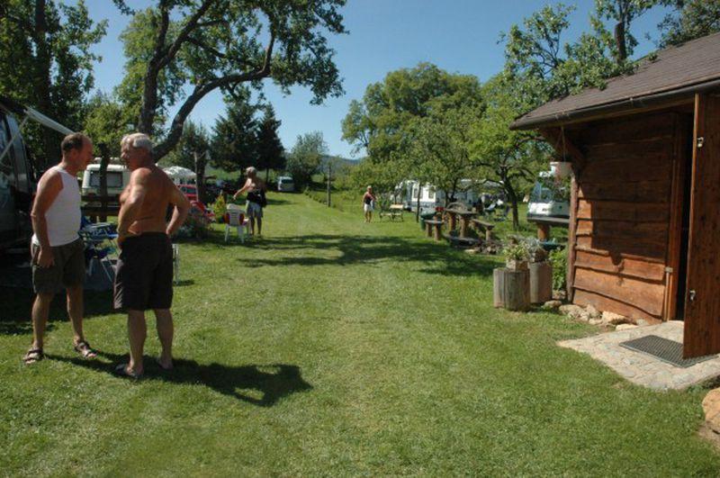Camping Sokol (+ pension)