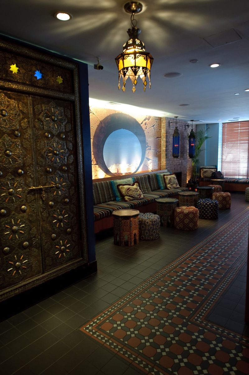 Hotel Marrakech In New York City, Verenigde Staten Van