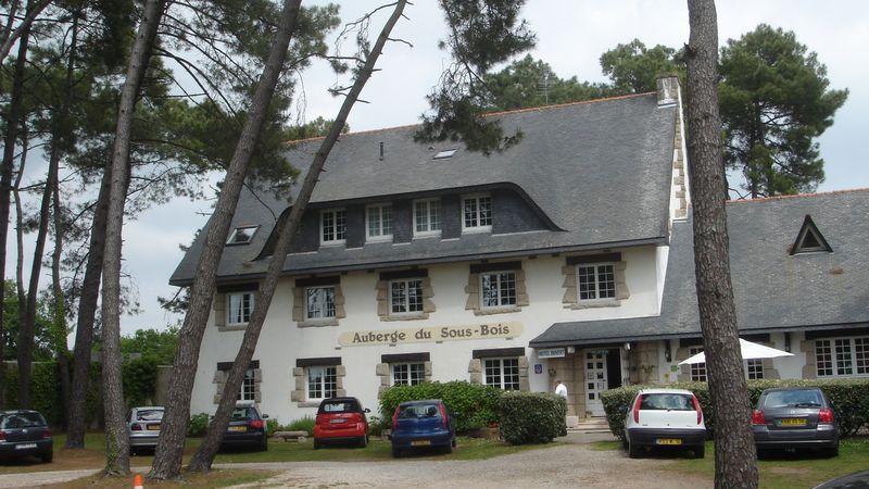 Hotel Auberge du Sous-Bois