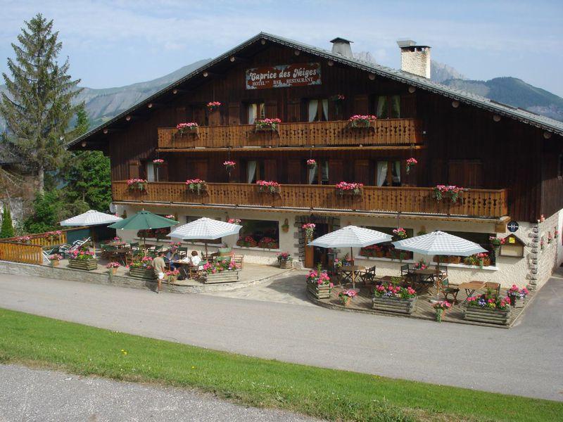 Hotel Le Caprice des Neiges