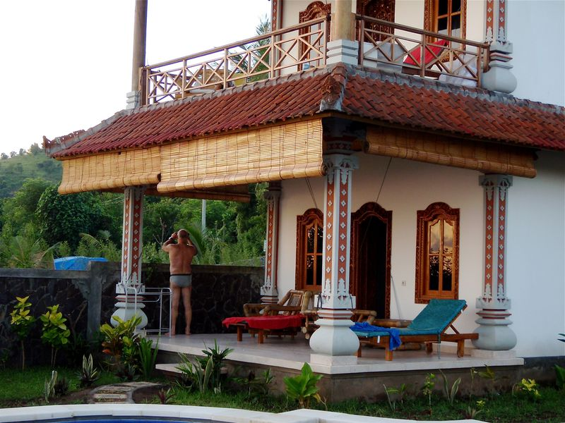 Bungalow Bamboo Bali