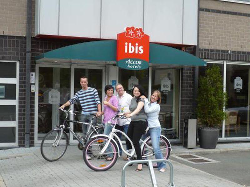Hotel Ibis Aalst Centrum