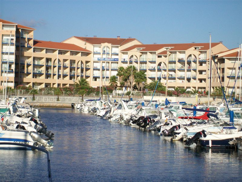 Appartement Maeva Residence Port Argelès