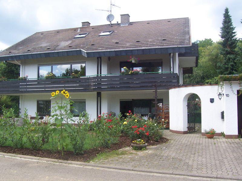 Appartement Haus Fredrich