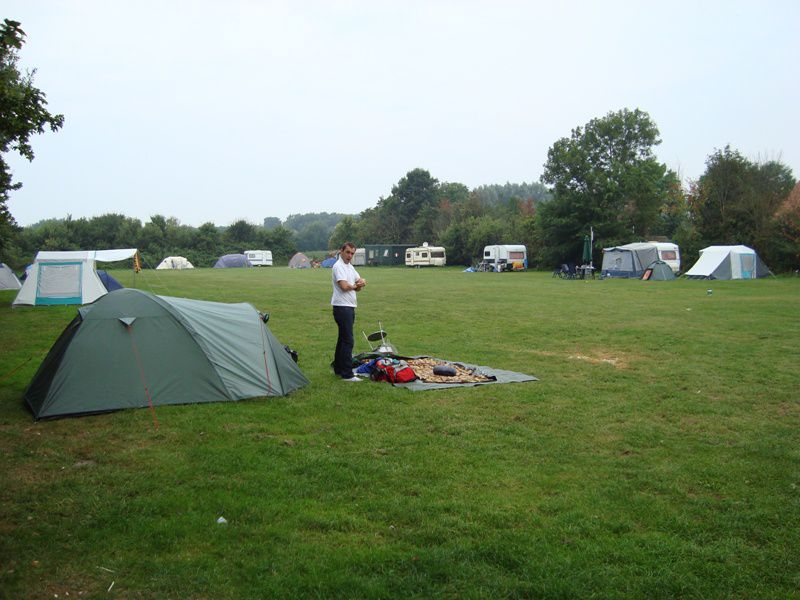 Camping De Stove