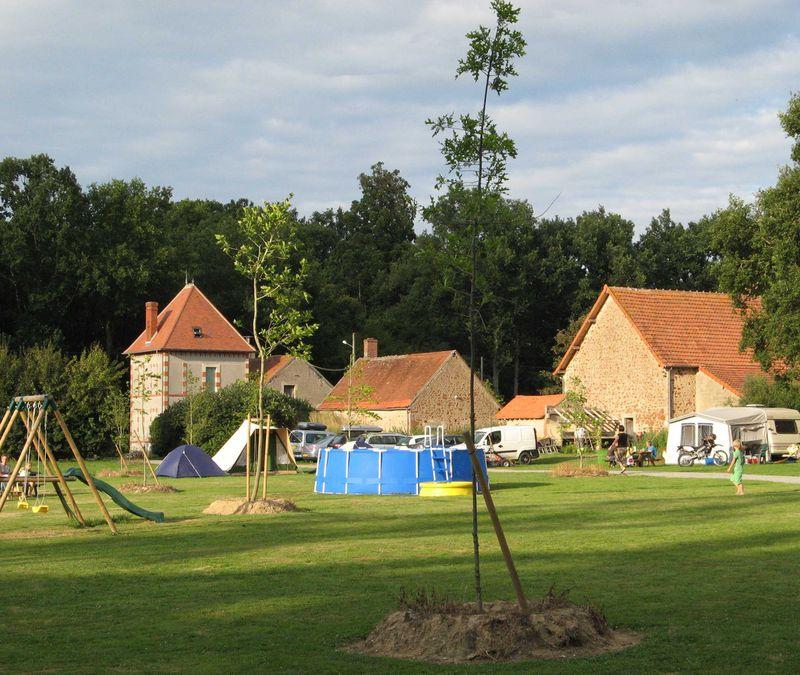 Camping Le Chant-hibou (+ Gites)