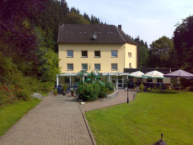 Hotel Grenzbach Mühle