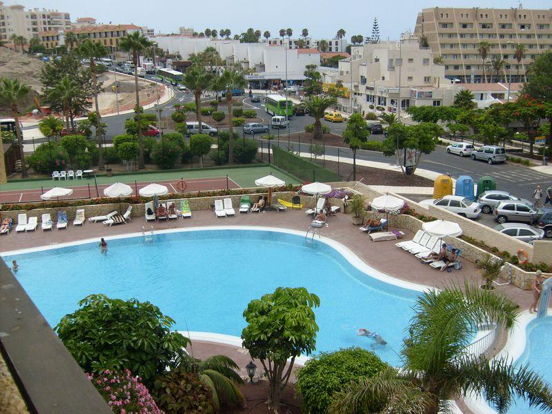 Aparthotel Tropical Playa