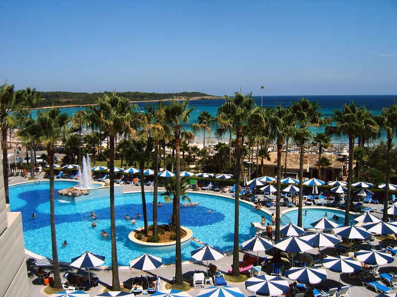 Hotel Hipotels Mediterraneo (Adult Only)