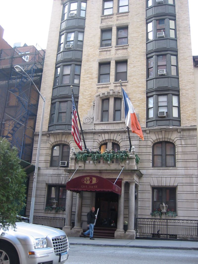 Hotel H31 In New York City, Verenigde Staten Van Amerika