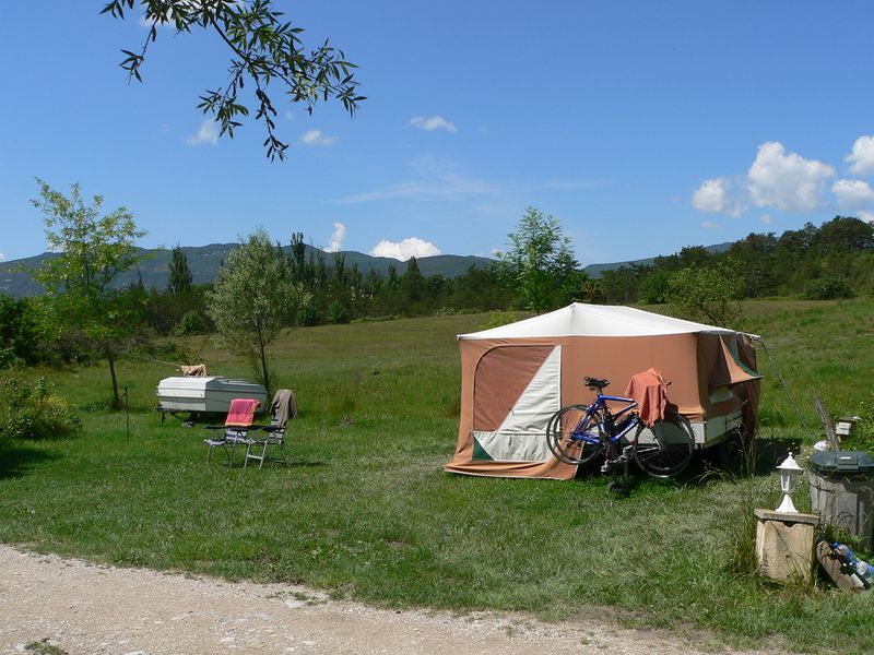 Camping Les Rosieres